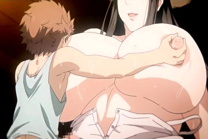 Hentai huge tits