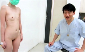 slim-oriental-babe-exposes-her-body-in-the-doctor-s-office