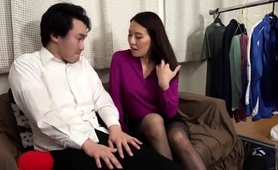 alluring-japanese-milf-in-pantyhose-dominates-a-horny-guy