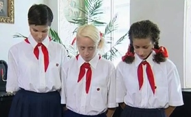 lovely-russian-schoolgirls-spanked-hard-for-being-naughty