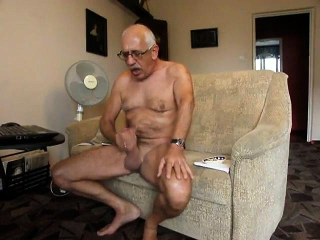 Old Man Sucking Big Tits